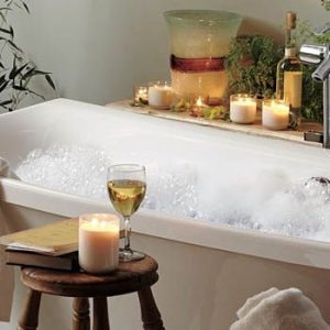 Spa Decorating Ideas Home Design