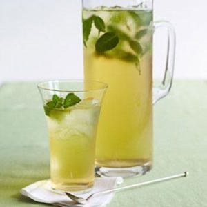 Summer Food: Iced Green Tea