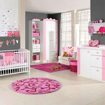 The room decoration ideas for your Champ baby!