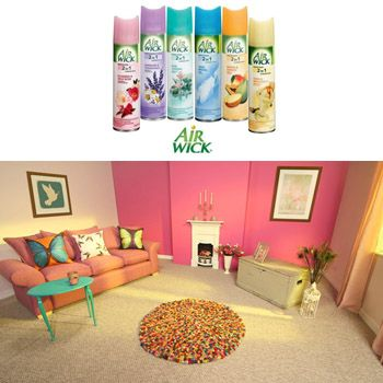 Use Of Air Wicks For Your Home Freshness