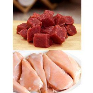 White Meat vs. Dark Meat