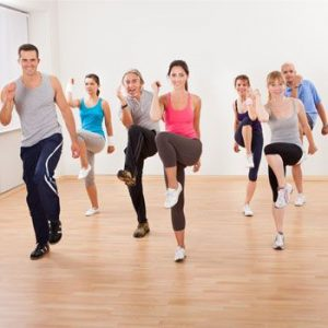 Work on Your Fitness: Everyone Dance Now!