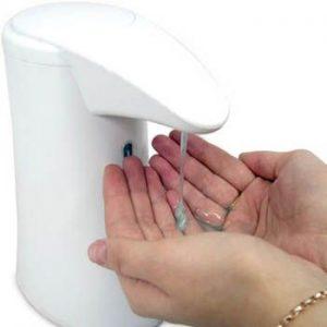 Apex Automatic Soap Dispenser Portable