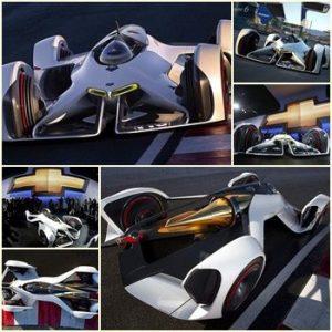 Chevrolet 240 mph Concept Car