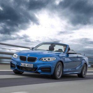 Convertible BMW 2 Series 2015