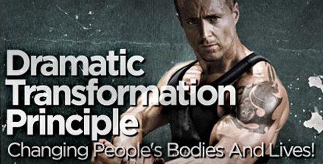 Dramatic Transformation Principle