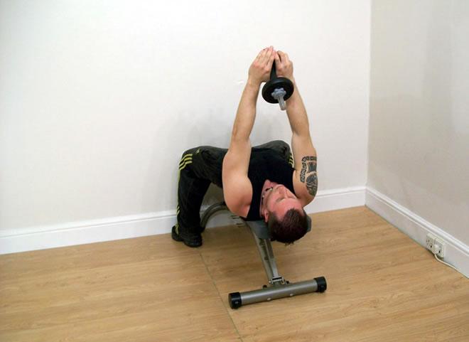 tricep workout photos