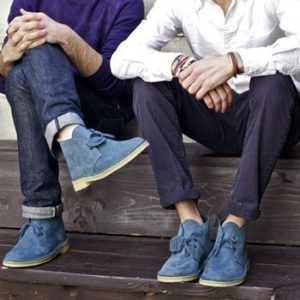 How To Wear: Desert Boots In Summer
