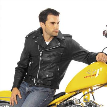 Leather Jackets: The Feel of Ruggedness