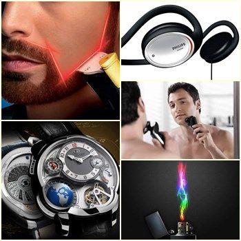 New Ideas for Men Fashion Gadgets