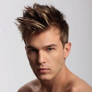 Mid Length Men's Hairstyles