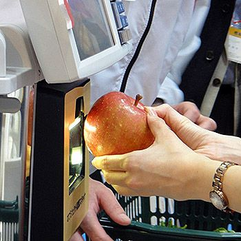 Supermarket Scanner that Recognizes Your Objects