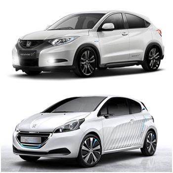 Upcoming Hybrid Cars