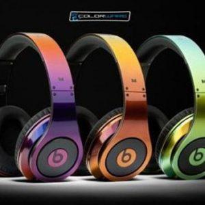 ColorWare Special Edition Illusion Beats Studio Headphones