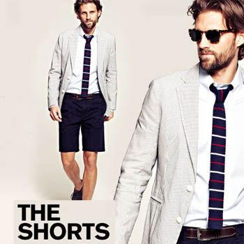 Look Stylish in Shorts
