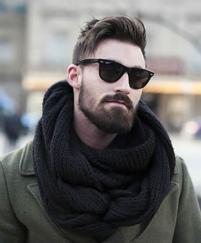 beard styles for teenagers