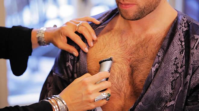 men hair removing