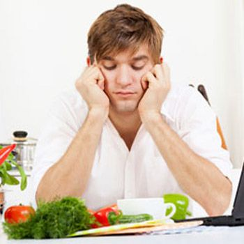 Men's Diet Mistakes