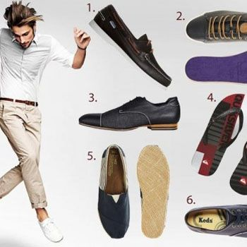 d4a00548caf Men s Shoe Style  Beat The Heat In Style!