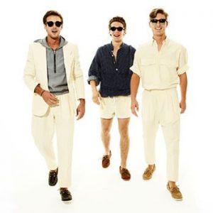 Mens Summer Fashion 2012