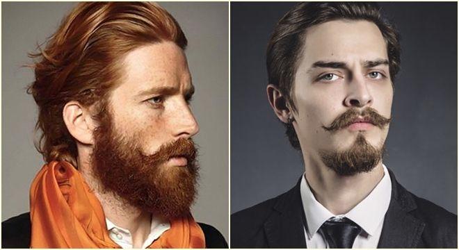 moustache styling