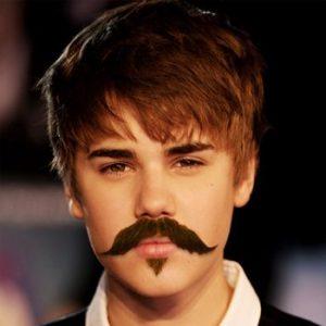 Mustache Suits Me
