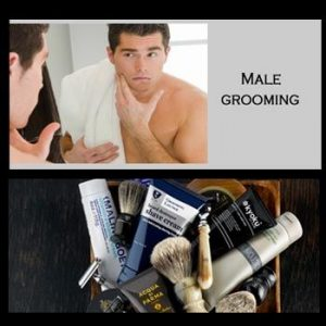 Natural & Organic Men's Grooming Products