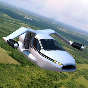 Terrafugia TF-X: Your Personal Flying Car