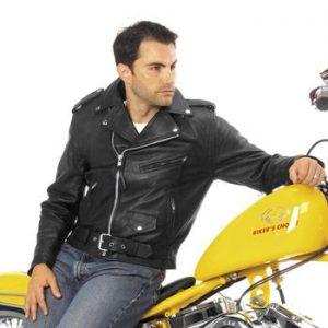 The Men's Biker Jacket