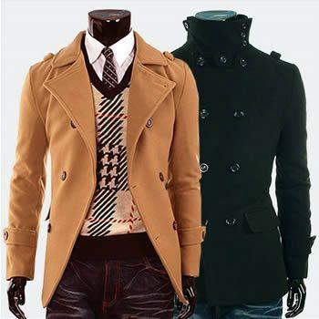 Men's Winter Coats Style