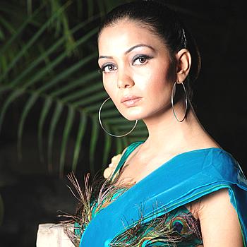 Haya Pakistani Fashion Model