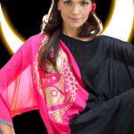 Amina Sheikh Pakistani Fashion Model