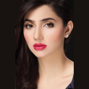 Mahira Khan - Pakistani Fashion Model & Actress