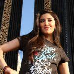 Pakistani Model and Actress Mahira Khan