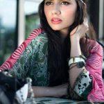Fashion Model Mahira Khan