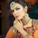 Maya Ali with Makeup