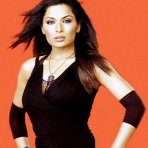 Meera - Pakistani Fashion model