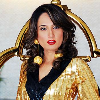Rubab Pakistani Fashion Model, Female Pakistani Fashion Models