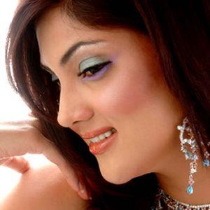 Fiza Ali Pakistani Fashion Model