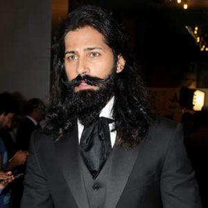Fashion model Abbas Jafri, Abbas Jafri Model