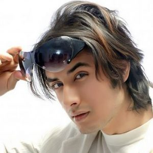 Ali Zafar - Pakistani Fashion Model