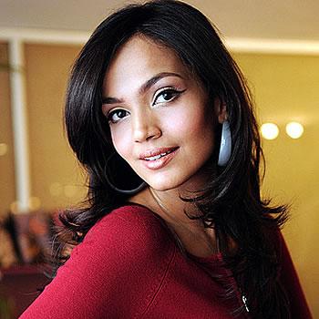 Aamina Sheikh - Pakistani Fashion Model Aamina Sheikh