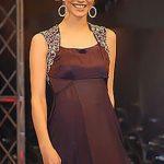 Cybil Chaudhry Pakistani Fashion Model