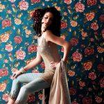 Cybil Chaudhry Pakistani Fashion Model Pictures
