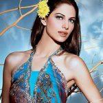 Cybil Pakistani Fashion Model