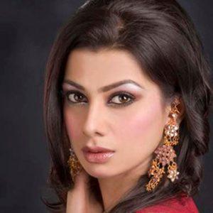 Fia - Pakistani Fashion Model