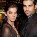 Fashion model Sanam Saeed