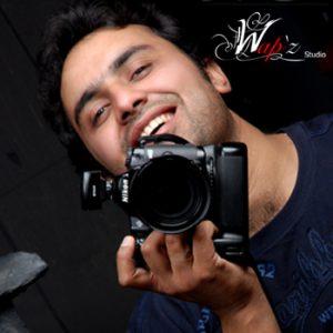 Mani at Wap'z Studio, Pakistani Photographer Mani