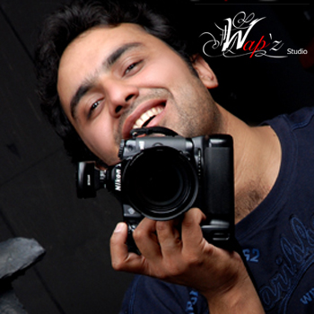 Mani at Wap'z Studio, Pakistani Photographer Mani