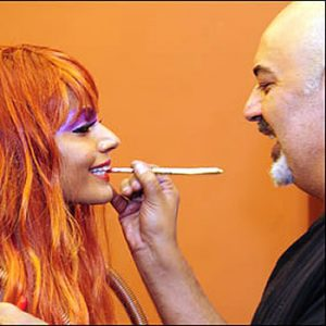 Tariq Amin Pakistani Beautician and Celebrity Stylist and Fashion Photographer